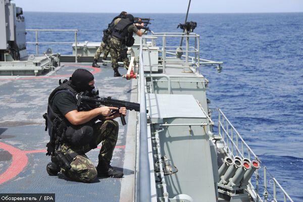 НАТО начинает новую войну с пиратами