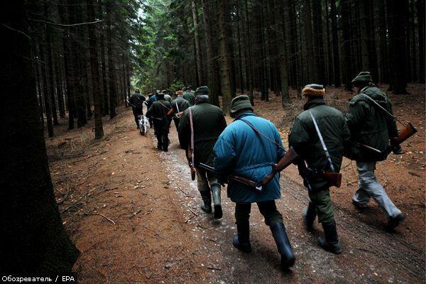 Первая кровь в Нижнеднестровском национальном парке