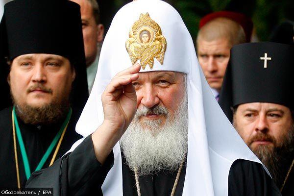 Патриарх Кирилл напомнил морякам двух флотов, что они братья