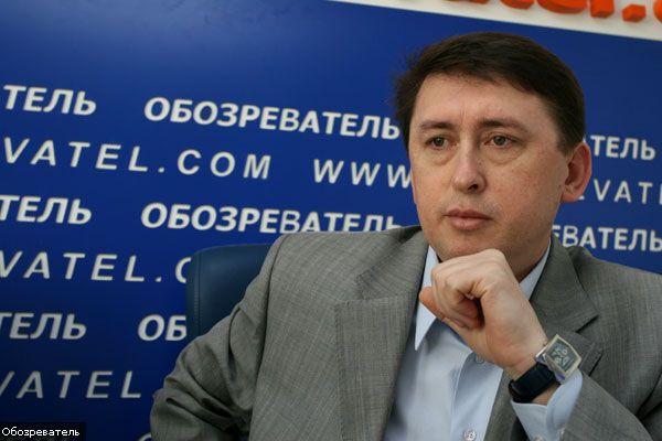 Мельниченко собрался идти в президенты