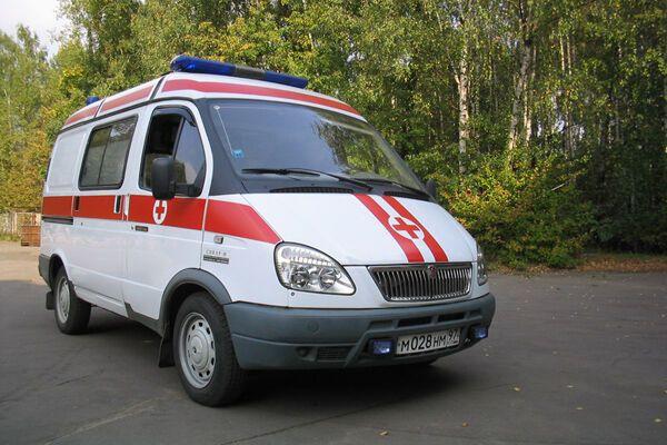Пьяный пациент избил работниц скорой помощи