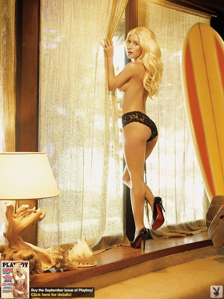 Heidi montag nude photos sex scene pics