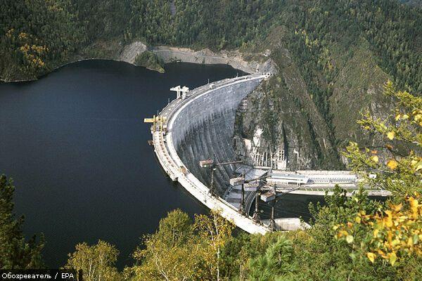 В Украине усилен контроль на ГЭС