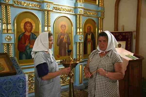 В Запорожской области ограбили православную церковь
