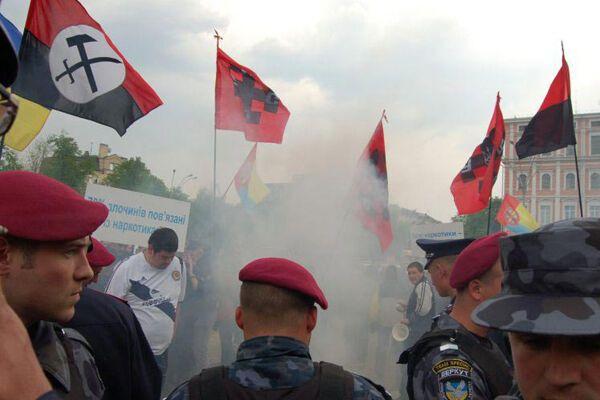 В УНСО признали, что воевали в Грузии