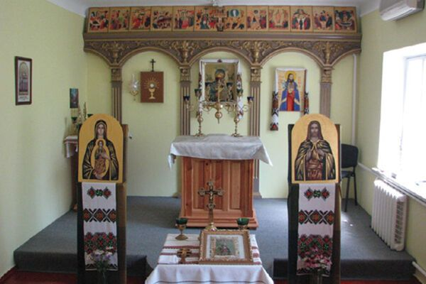 В Херсоне снесли греко-католический храм
