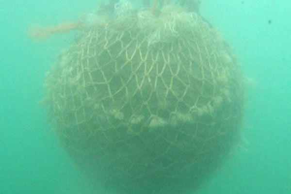 Мину весом в 1 тонну обезвредили у берегов Одессы