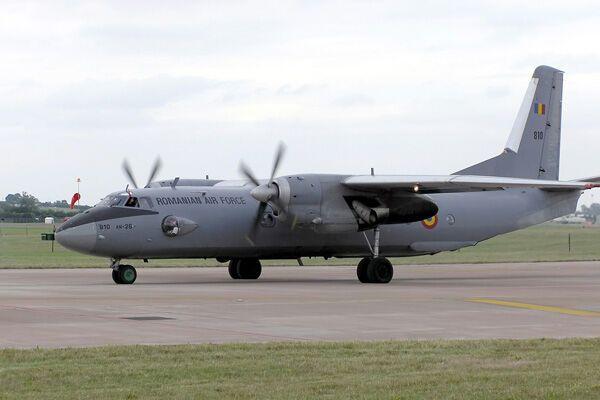 Четверо украинцев разбились при крушении самолета в Конго