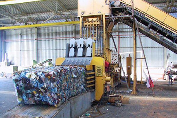 В Черкассах выявлен подпольный мусоросортировочный завод