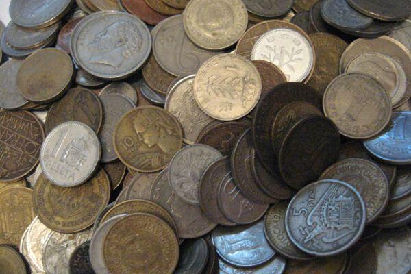 Россиянин пытался вывезти из Украины старинные монеты