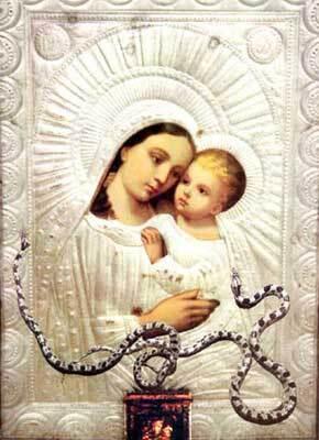 Православные отмечают Успения Божьей Матери