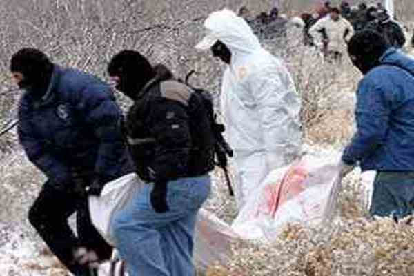 Атака наркомафии на полицейский пост унесла пятеро жизней