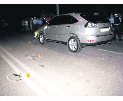 """Водитель """"Лексуса"""", сбивший троих детей, был в доску пьян"""