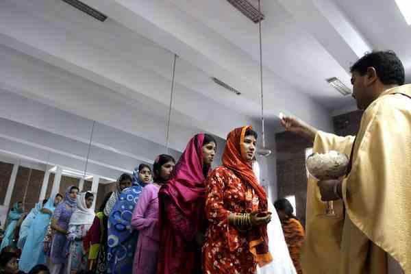 В Пакистане закрыли христианские школы