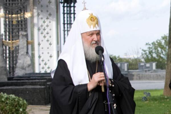 Патриарх Кирилл доволен визитом в Украину