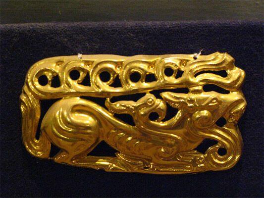 «Скифское золото» для Президента