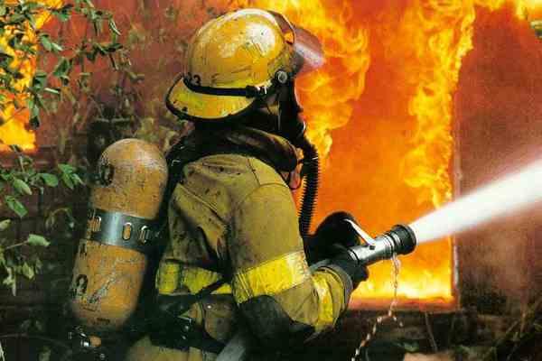 Душевнобольная женщина сожгла девять стогов сена