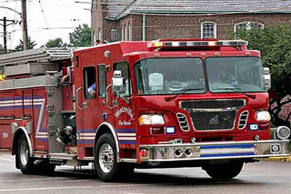 Пожар в доме престарелых унес жизни 9 пенсионеров