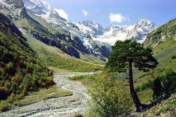 5 грузин перешли границу Южной Осетии