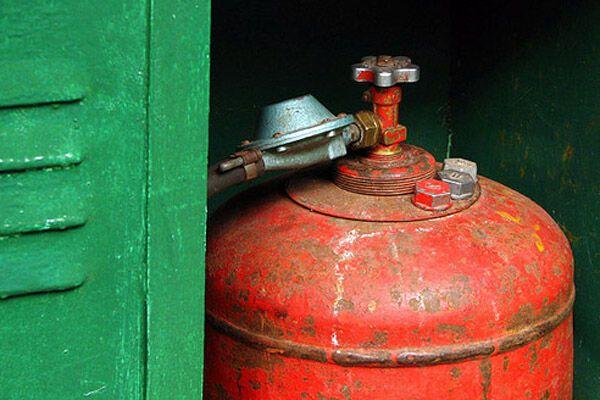 В доме на Херсонщине взорвался газовый баллон