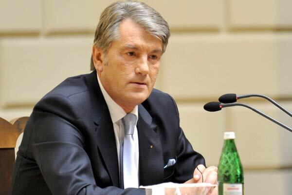 Ющенко споет на Червоной руте?