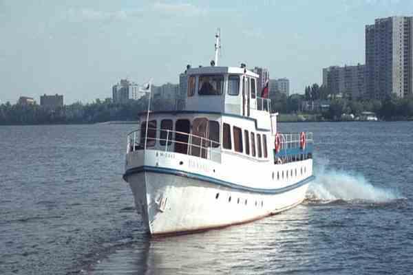 Прогулочная яхта затонула у турецкого курорта
