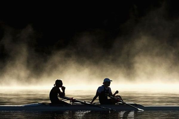 Лучшие спортивные фото 2009 года. Часть 1