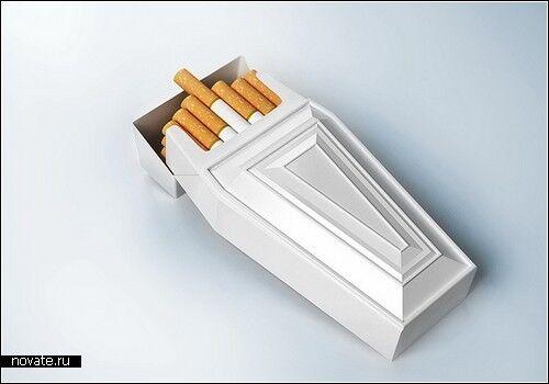 Самые креативные сигаретные упаковки