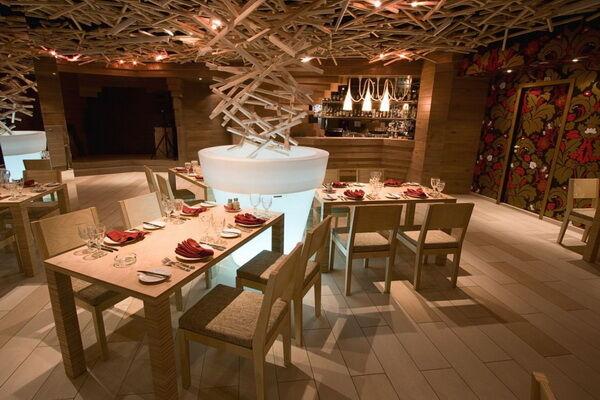 Удивительный ресторан, 17 февраля 2010