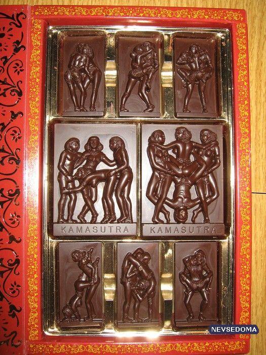 Шоколад для извращенцев