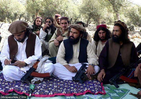 """""""Талибан"""" подтвердил гибель своего лидера"""