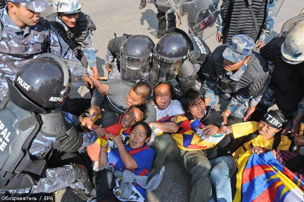 друзья, почему китайцы захватили тибет клинике