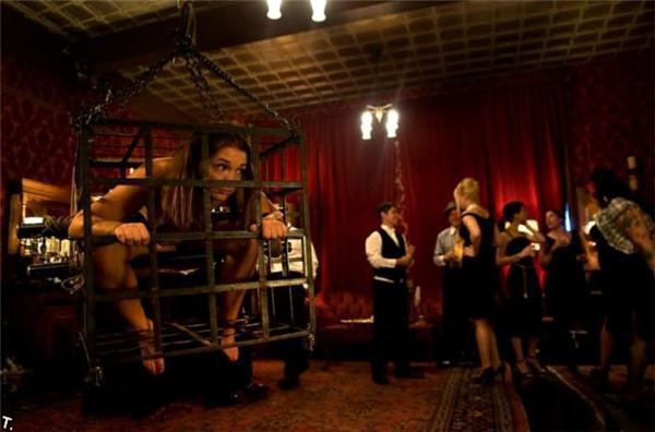 Картинки: БДСМ садо-мазо вечірки в Сан-Франциско