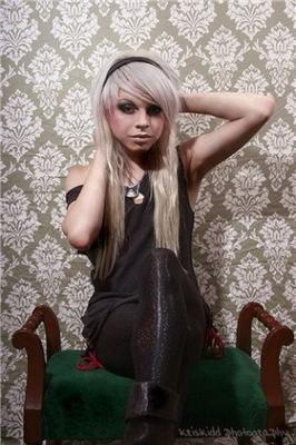 Хлопчик-он же дівчинка Іззі Хілтон (70 фото)