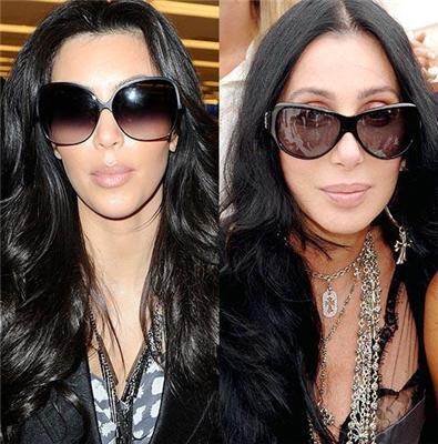 Схожі один на одного знаменитості 18 березня 2010