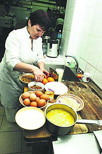 Жители Киева начали подготовку к пасхальным праздникам