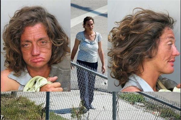 Картинки: Жінки легкої поведінки з вулиць США