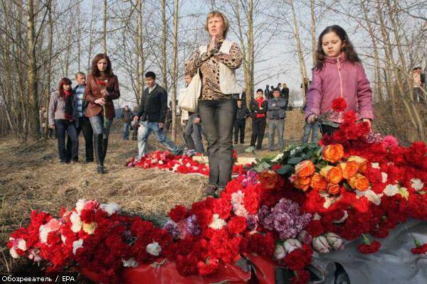 Президент Польши погиб в авиакатастрофе. ФОТО и ВИДЕО
