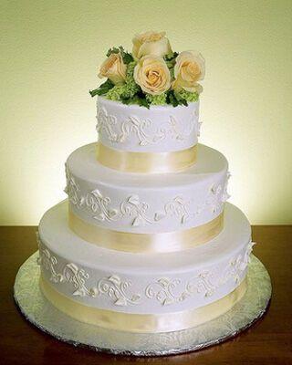 Свадебные, торты ( фото из интернета) 1 686