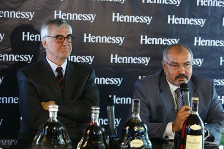 Коньячный потомок раскрыл тайну Hennessy. ФОТО
