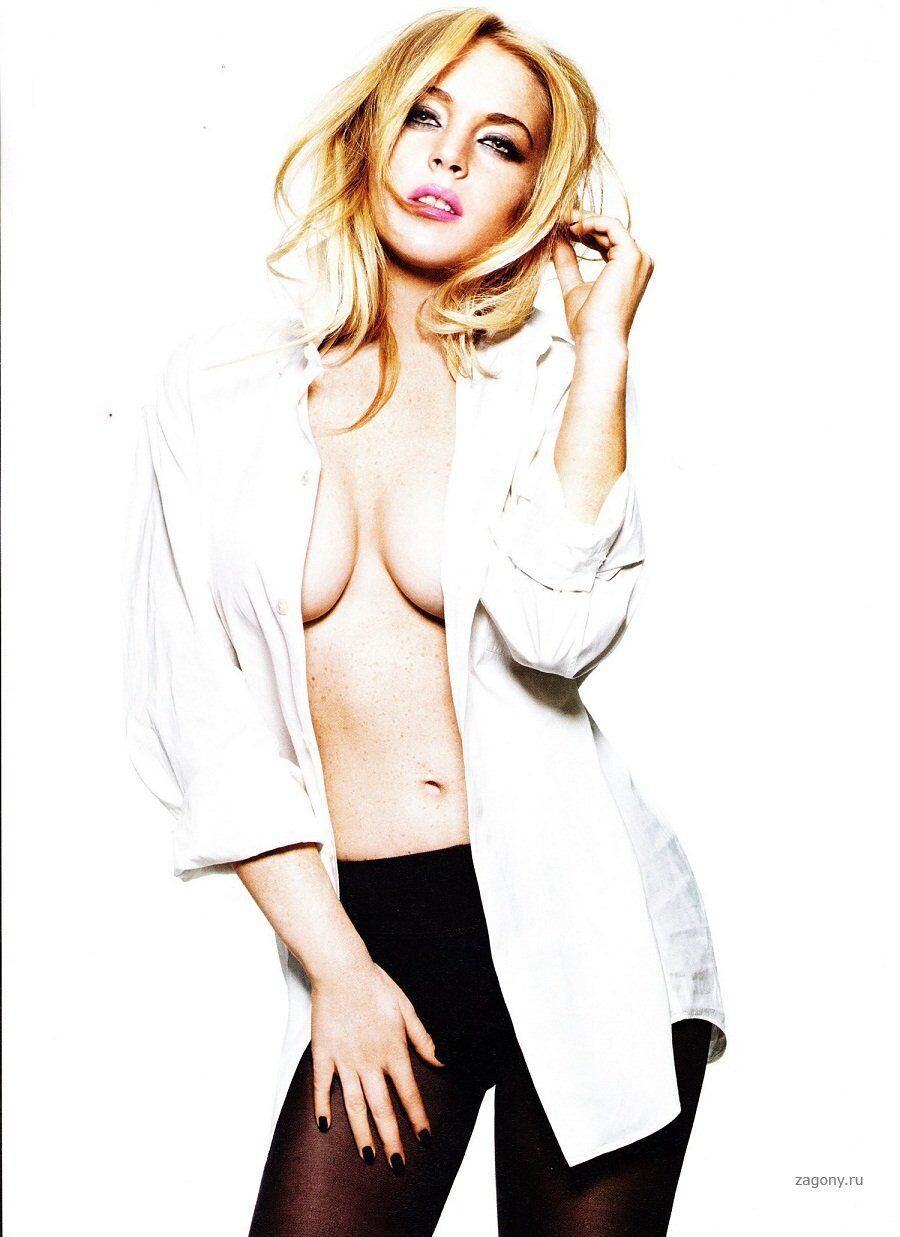 Topless lindsay lohan nude