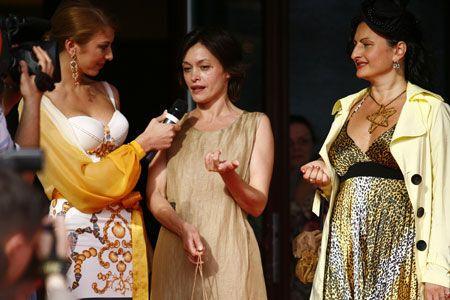 Закрытие второго Киевского международного кинофестиваля