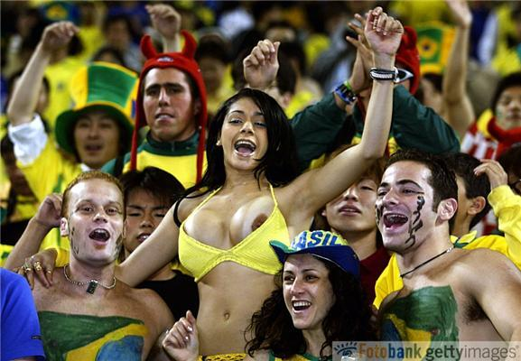 Самые необычные болельщики чемпионата мира в ЮАР. Часть 2
