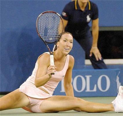 Засветы теннисисток фото - zasvetanet