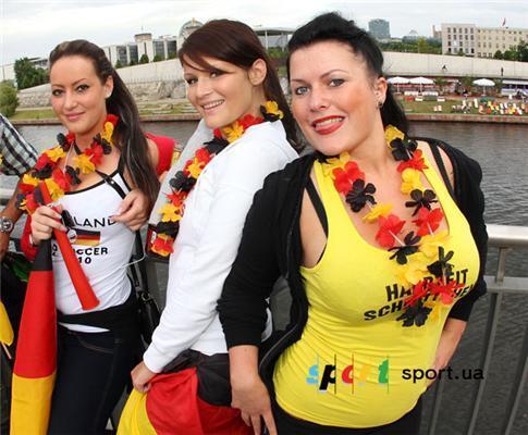 Самые красивые болельщицы чемпионата мира (фото)