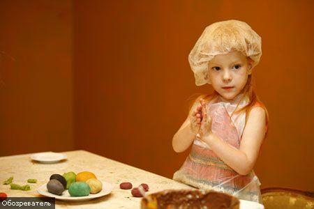 """Наталия Окунская """"в шоколаде""""!"""