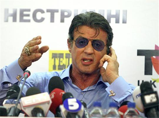 """У Києві презентували """"Нестримних"""""""