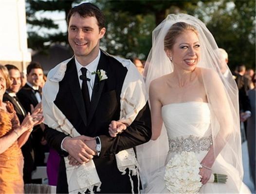 У Нью-Йорку відбулося весілля століття - Челсі Клінтон
