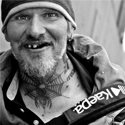 Бездомні жителі США