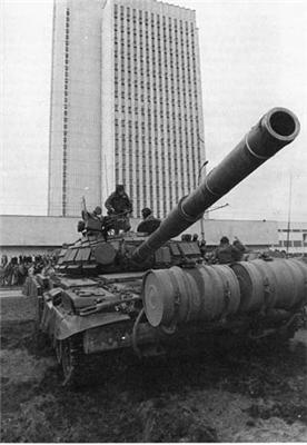 """20 років тому. """"Альфа"""" захопила телецентр Вільнюса. ФОТО"""